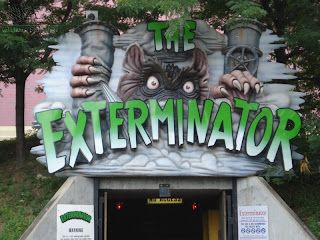 Kennywood Exterminator With Lights