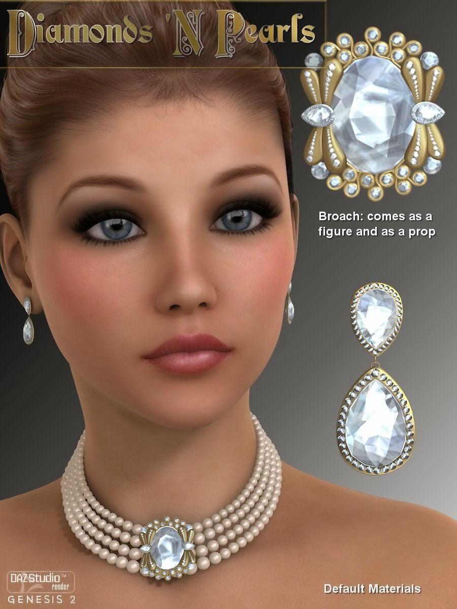 Diamonds 'N Perles
