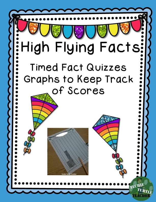http://www.teacherspayteachers.com/Product/High-Flying-Facts-Addition-and-Subtraction-Fact-Quizzes-1157633