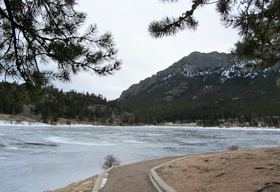 Lily Lake Trail in Rocky Mountain National Park