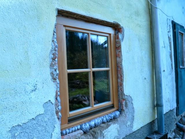 Selbstversorger enthusiast neue fenster for Fenster austauschen