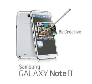 Galaxy Note 2 specs