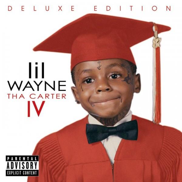 Capa da edição especial do álbum Tha Carter 4