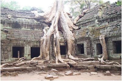 Angkor,cidades do mundo perdido