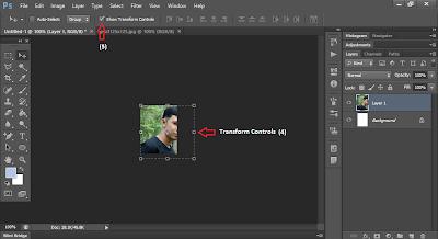 merubah ukuran gambar, foto, belajar photoshop, photoshop dasar, tutorial photoshop
