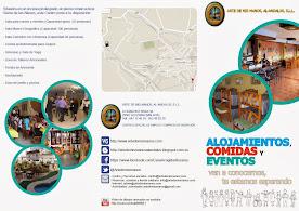 Alojamiento, Comidas y Eventos