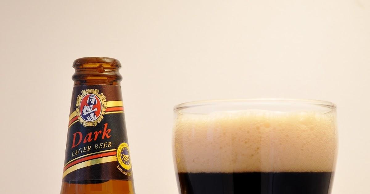 Blood, Stout and Tears.: Kaiserdom & Krombacher Dark lager