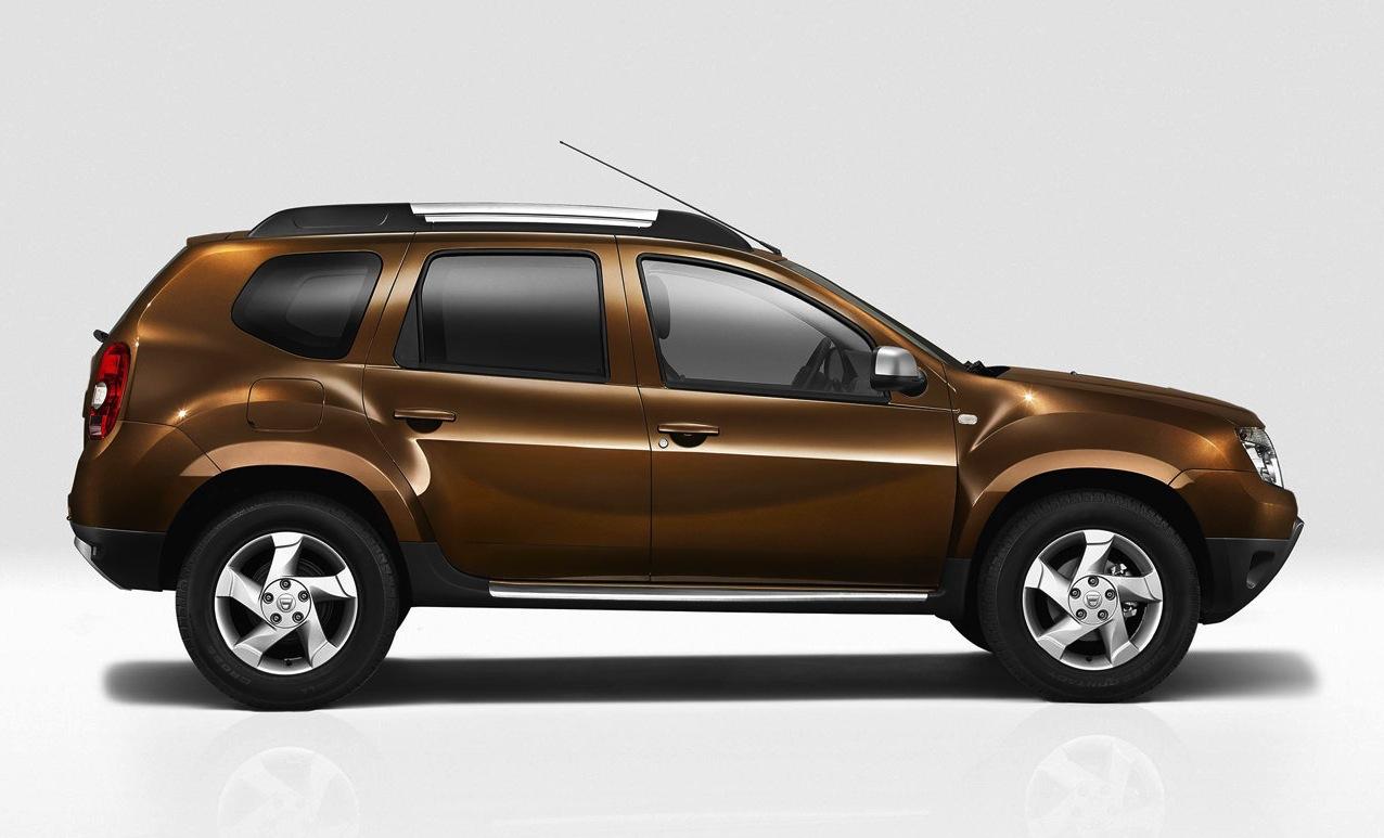 Nueva camioneta Renault 4x4