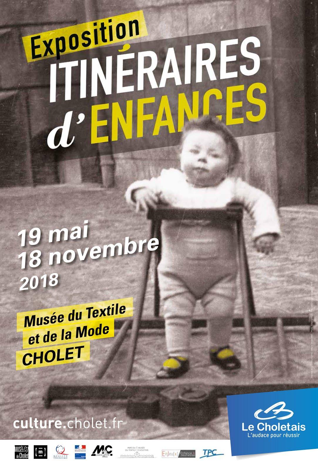Actu expos / Itinéraires d'enfance