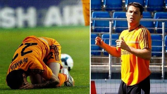 كابوس ريال مدريد ينزاح الاصابات لن تبعد نجومه عن نهائي الابطال