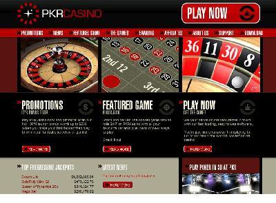 pkr mini casino