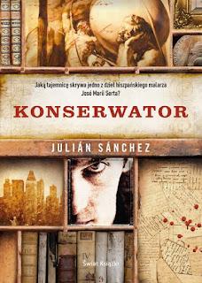 """""""Konserwator"""" Julian Sanchez - recenzja"""