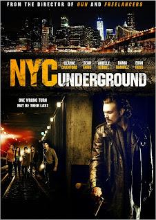 Watch N.Y.C. Underground (2013) movie free online