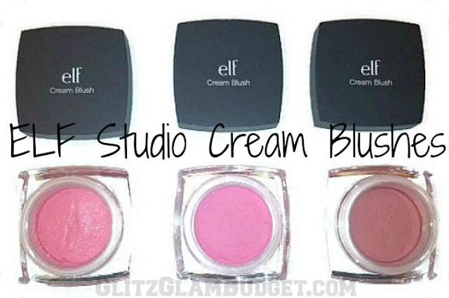 Affordable Pigmented Cream Blushes