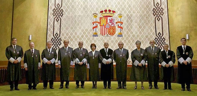 Miembros del Tribunal Constitucional y recurso de amparo