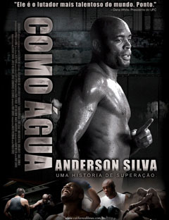 Download Anderson Silva Como Água DVDRip AVI RMVB Legendado