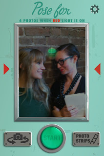 Pocketbooth screenshot
