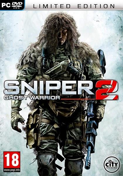 تحميل لعبة القناص الشبح Sniper Ghost Warrior 2 كاملة للكمبيوتر مجاناً