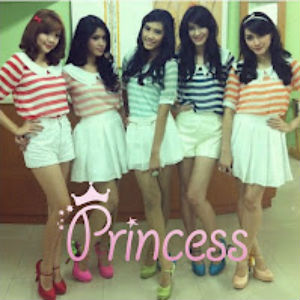 Lirik Lagu Princess - Saranghae Lyrics