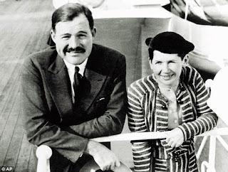 Hemingway and Pauline Pfeiffer