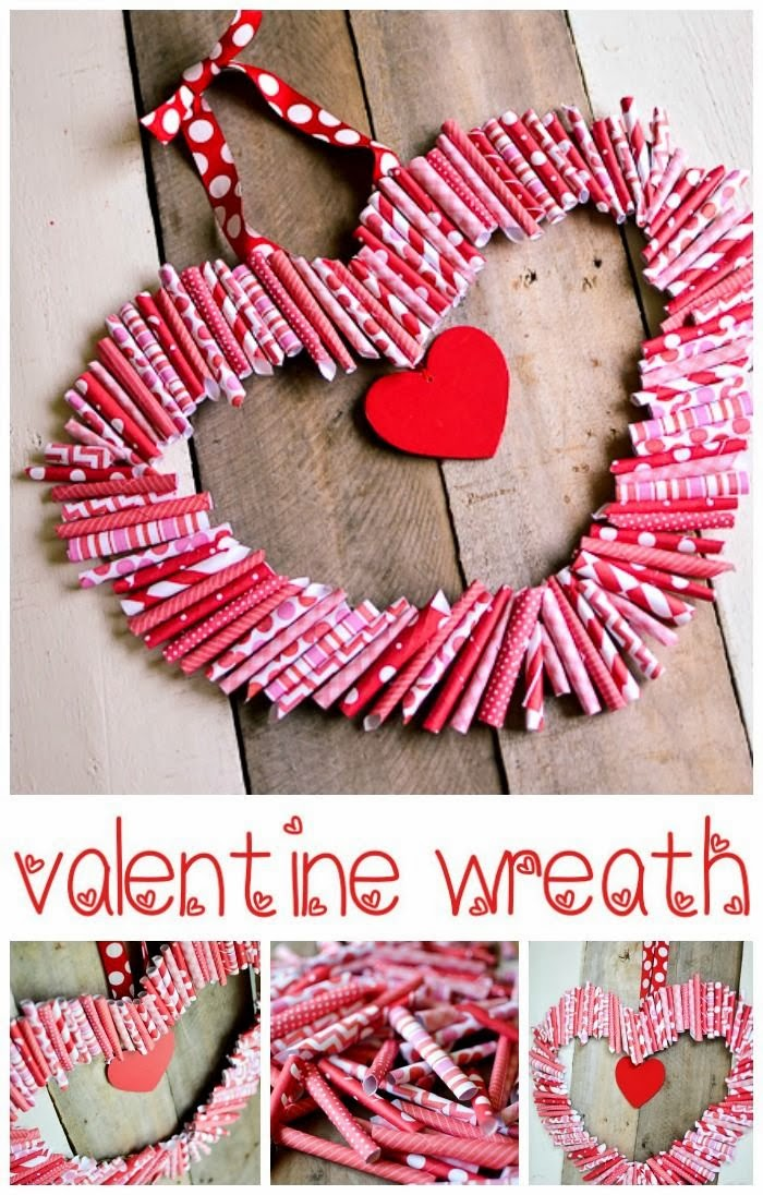 50 creative valentine day crafts for kids valentine for Valentine day crafts for kids