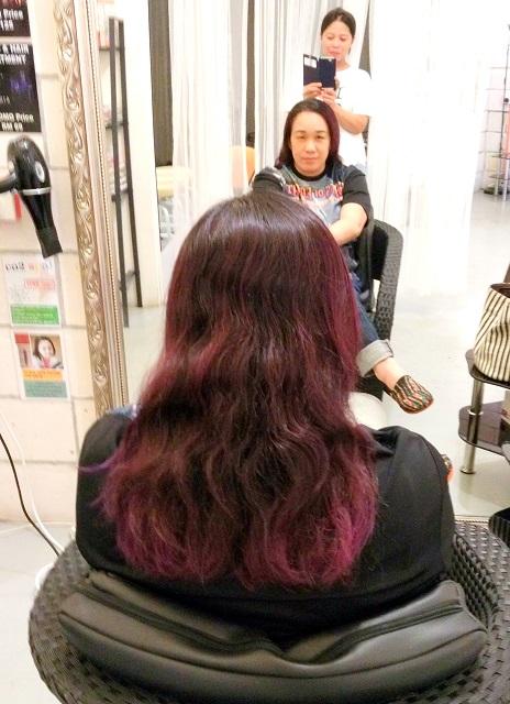 My hair makeover with daisuke salon de coiffure www for Salon de coiffure sexy