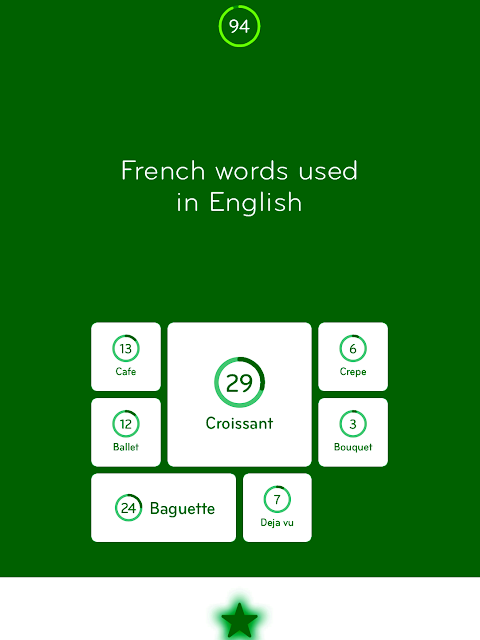 french words used in english pdf