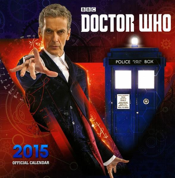 Calendario 2015 Doctor Who