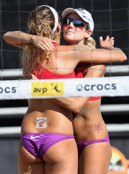 Jen Kessy And April Ross