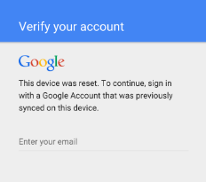 Bypass google account on samsung