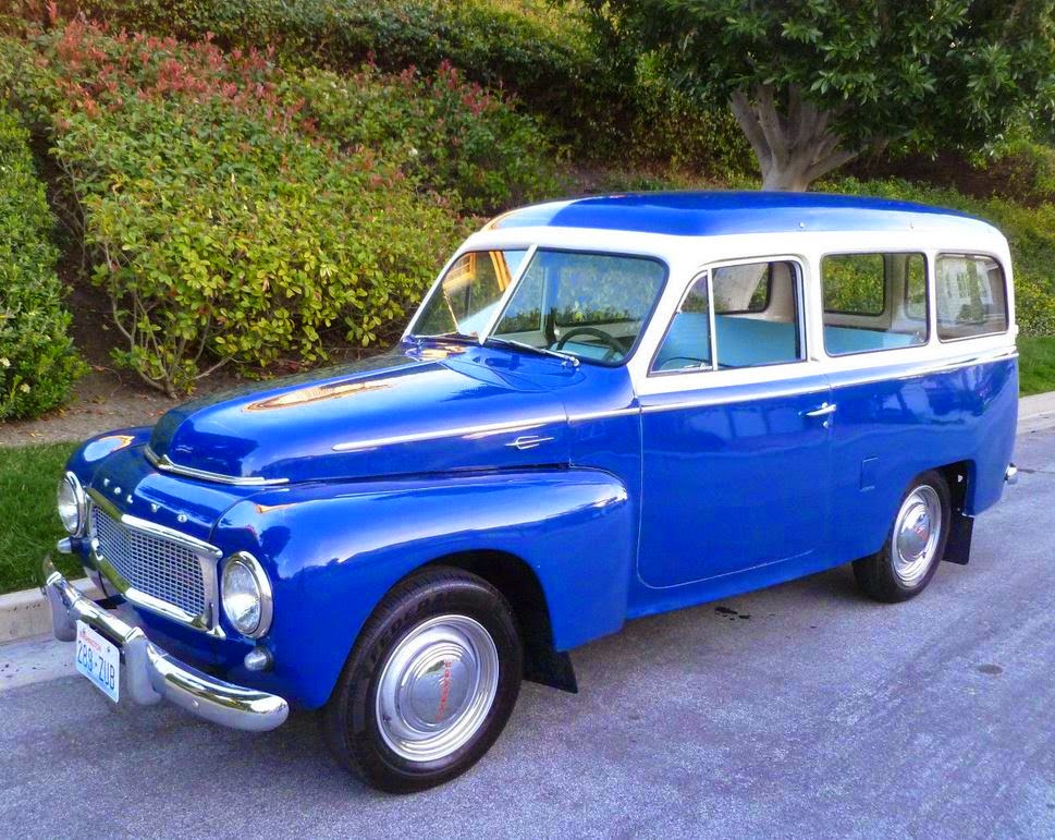 1959 volvo for sale