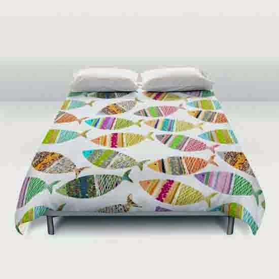 http://society6.com/product/fish-swimming-in-the-ocean-by-karen-fields_duvet-cover#46=342