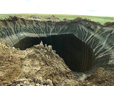 Lubang Misterius Muncul Di Siberia