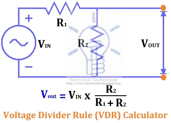 Voltage Divider Calculator