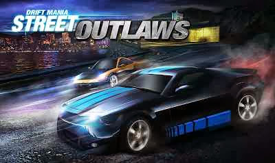 Drift Mania : Outlaws Street v1.02 ( Mod Silver ) Free Download apk data