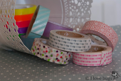 PEQUEÑAS OBSESIONES: MASKING  TAPE