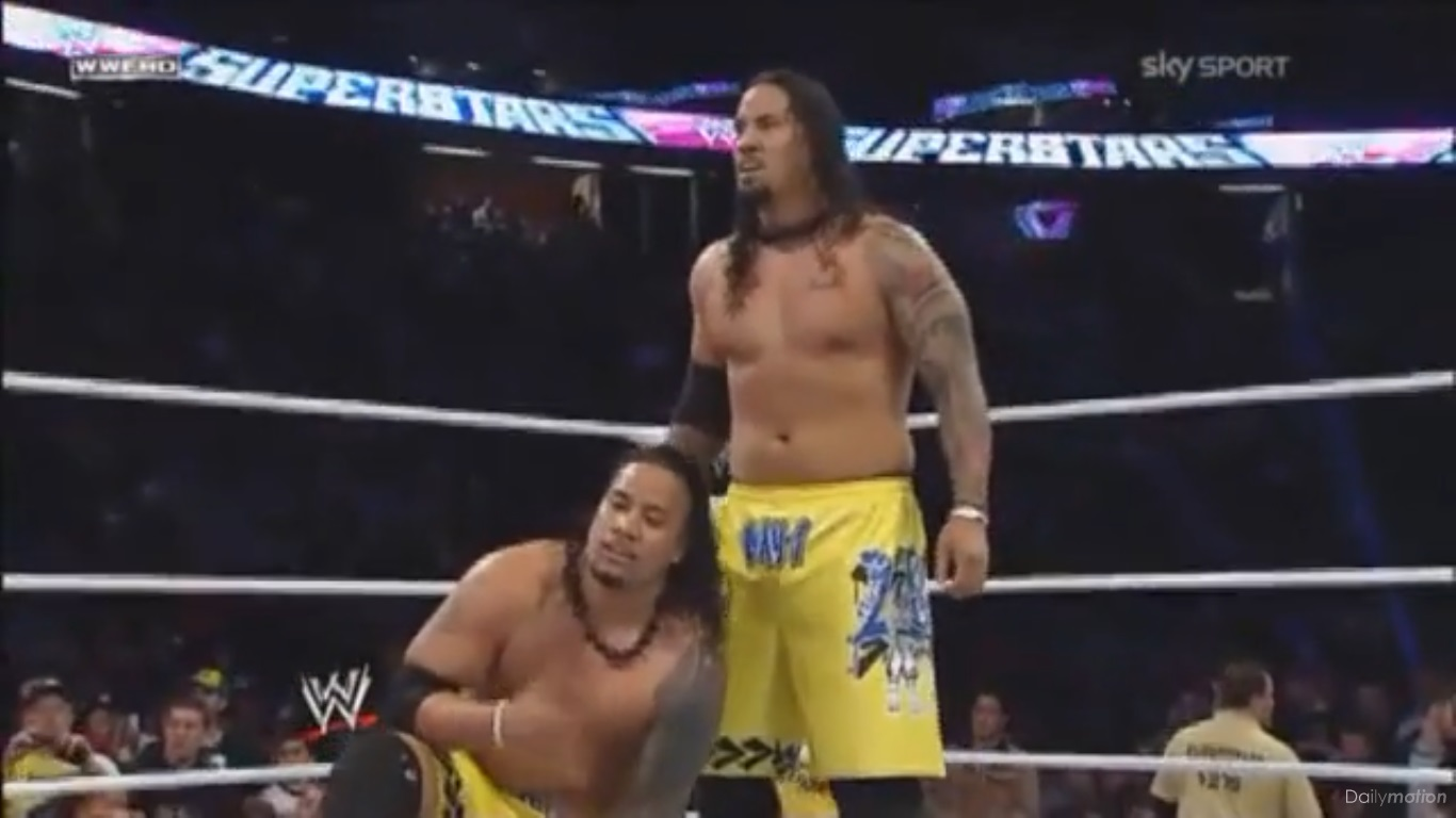 Wwe Layla And Jey Uso We had the usos taking on
