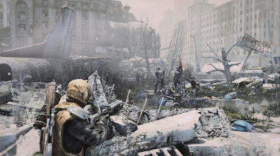 Metro: Last Light Limited Edition Screenshots 1