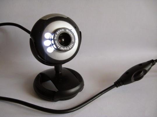 настольная веб-камера