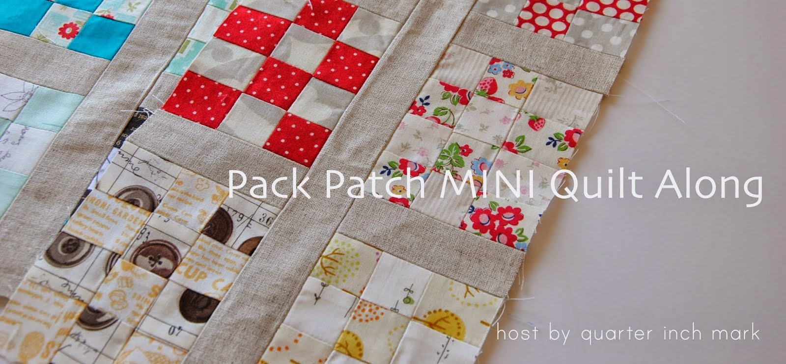 Mini Quilt Along