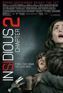 Insidious: Chapter 2 (La Noche del Demonio 2 / Insidious: Capítulo 2) 2013