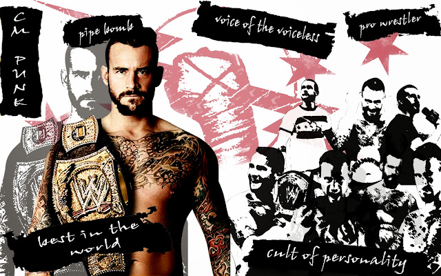 CM Punk HD Wallpapers