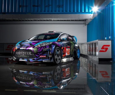 ken blocks 2013 hoonigan racing division livery