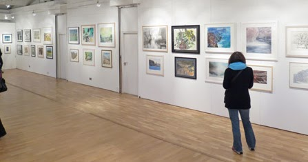 RWS Contemporary Watercolour Competition 2013 - exhibition review