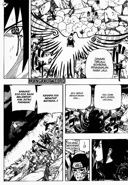 Komik Naruto 657 Bahasa Indonesia halaman 2