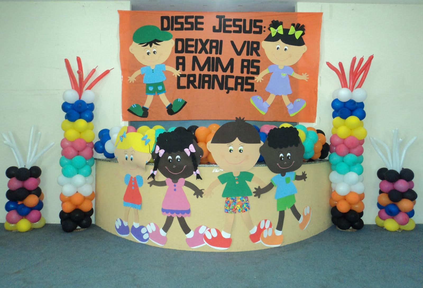 Decoracao De Sala Infantil ~  pela obra da escola infantil # decoracao de sala infantil evangelica