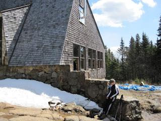 Mizpah Spring Hut