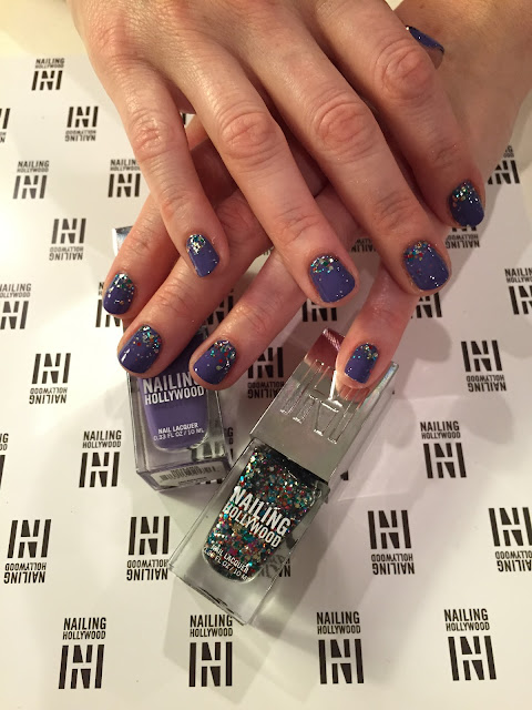 Nailing Hollywood, Nailing Hollywood Jacaranda, Nailing Hollywood Supernova, celebrity manicurist, Brittni Rae, Jenna Hipp, manicure, nails, nail polish, nail lacquer, nail varnish, #ManiMonday
