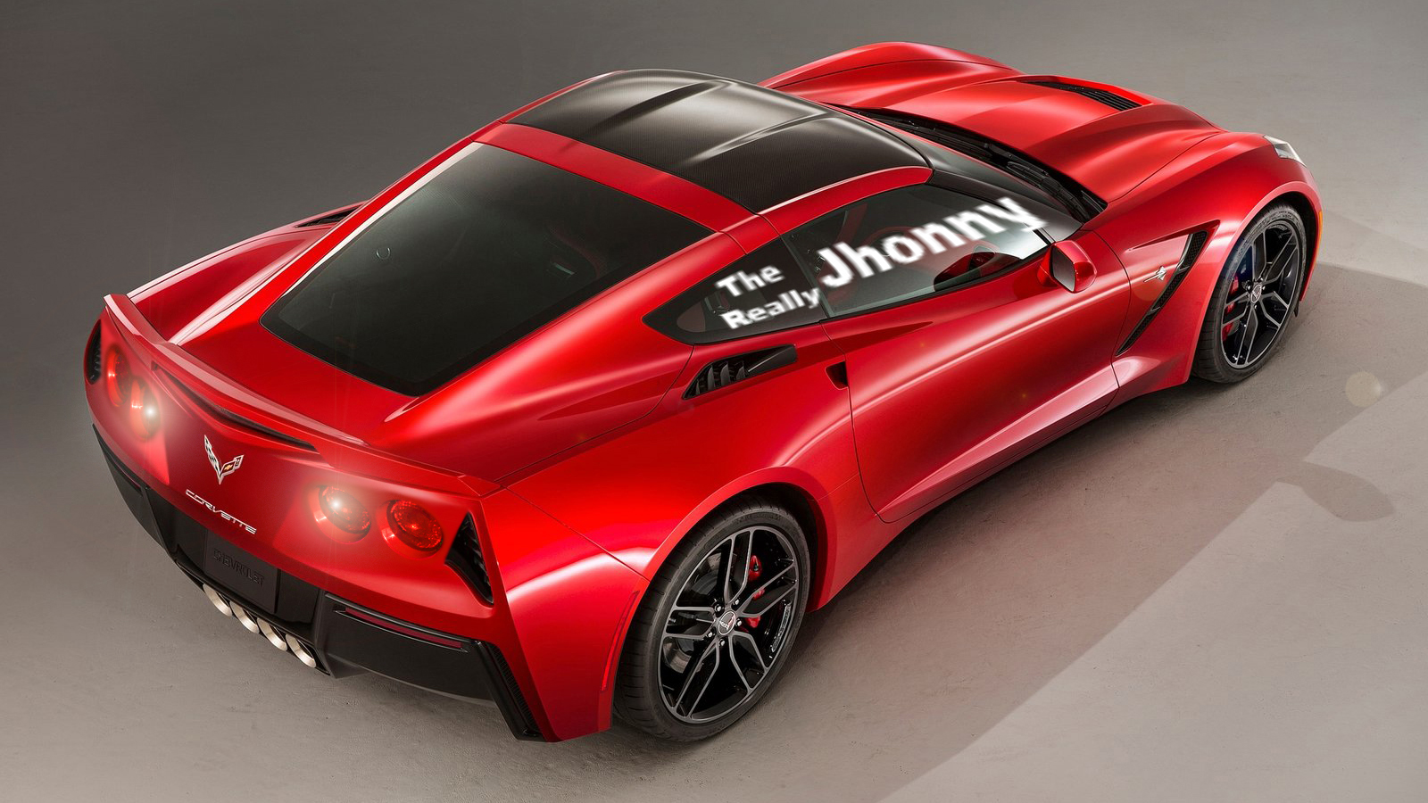 Pass or fail? Corvette C7 with round tail lights | CARWP