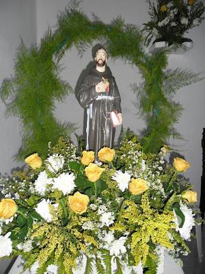 Encerramento da festa de São Francisco, Sitio Coroatá, Almino Afonso - RN